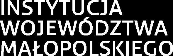 Logo Instytucja Województwa Małopolskiego