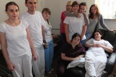 Staż - wizyta zawodoznawcza w Sanatorium Uzdrowiskowym w Krynicy-Zdroj